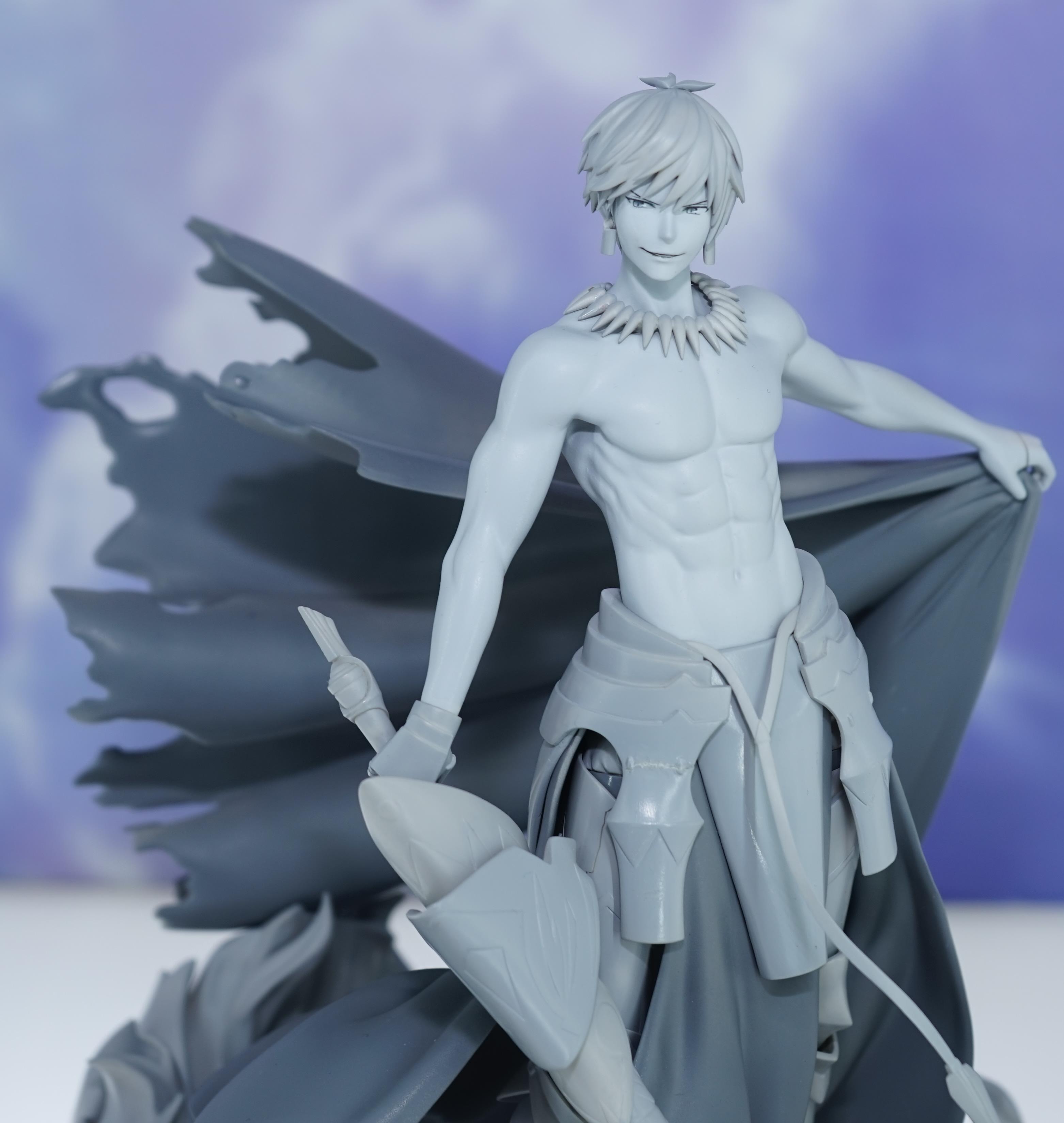 Fate/Grand Order』男子フィギュア特集!『アヴェンジャー/巌